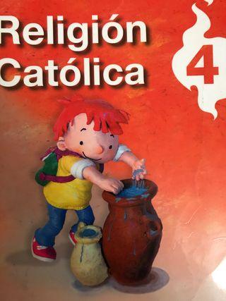 Religión católica edebé 4º