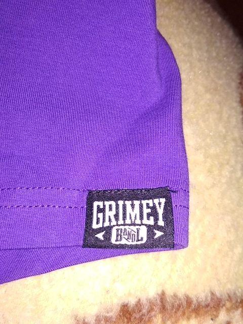 camiseta GRIMEY, talla L, nueva