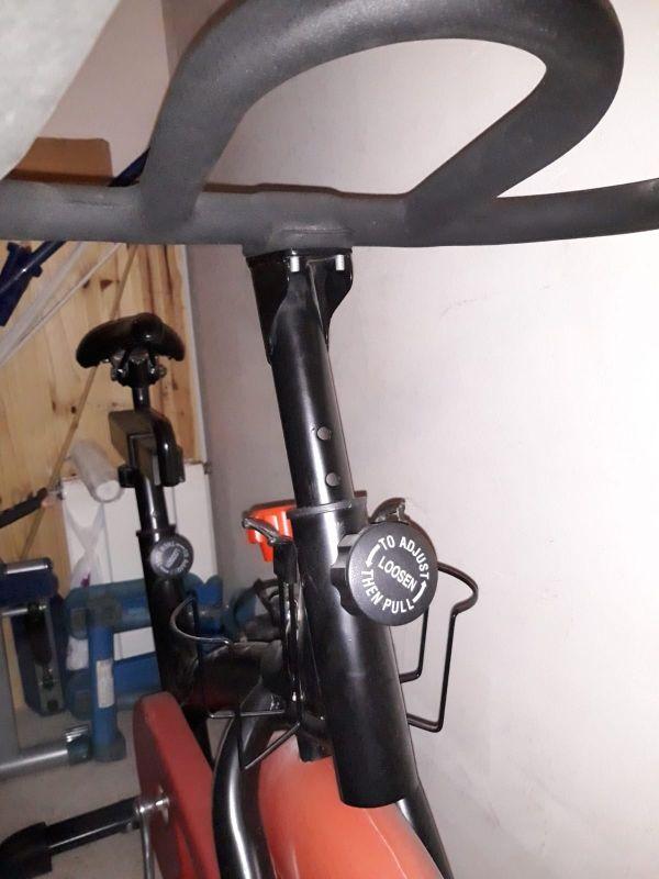 Vendo Bicicleta Estática Spinning