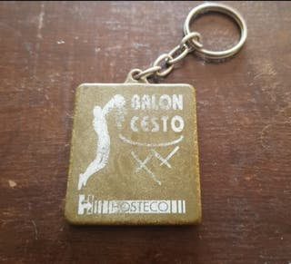 Llavero del Club Baloncesto Granada Copa Korac