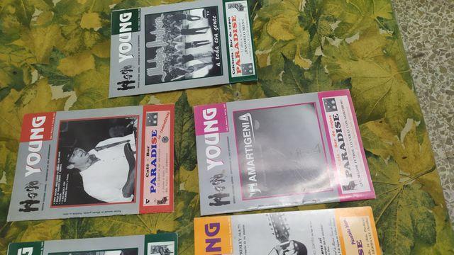 Revista cultural Young