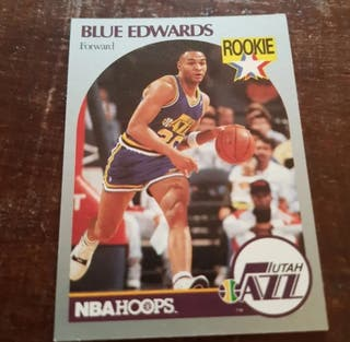 Trading card Rookie Card BLUE EDWARDS #288