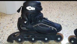 Patin fitness hombre FIT500