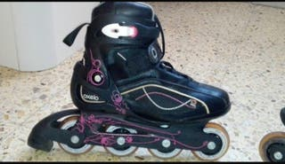 Patin fitness mujer FIT 500