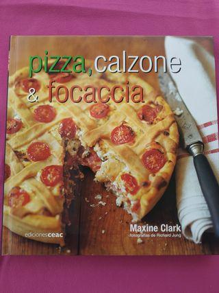 PIZZA CALZONE & FOCACCIA