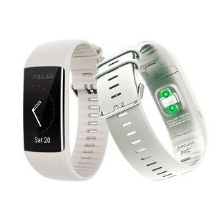 Preciosas pulseras de actividad reloj Polar a370