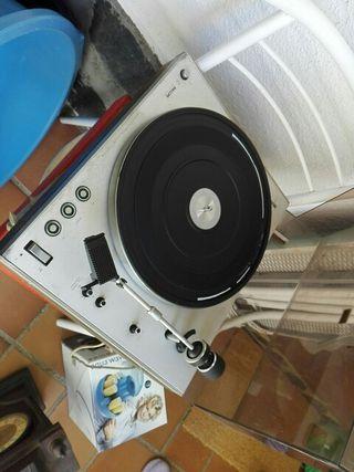 Tocadiscos philips electronic 312