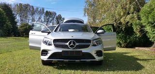 Mercedes-Benz GLC Coupé 2017