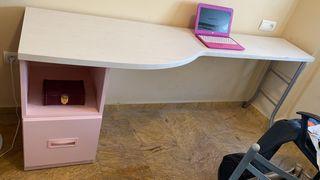 Mesa de estudio niña escritorio