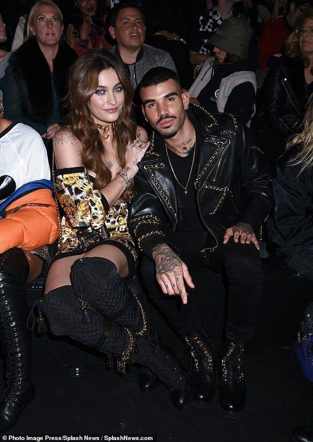 Moschino & H&M dress
