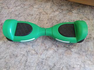 patinete patín eléctrico hoverboard
