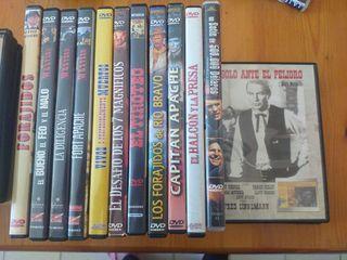 13 películas del oeste