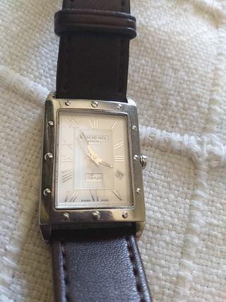 reloj Raymond Weil. edición tango