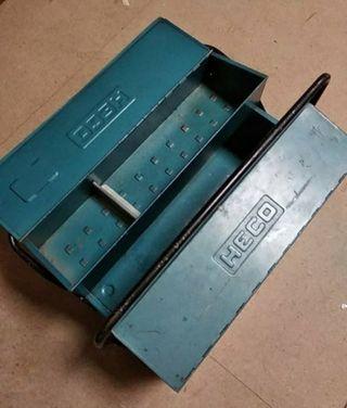 Cajas metálicas de herramientas