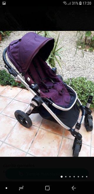 Cochecito Baby jogger city select + saco