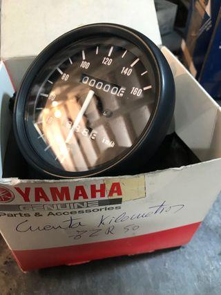 Cuenta kilómetros Yamaha ZZR 50 y 75