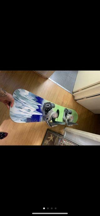 Tabla snowboard Rossignol proline