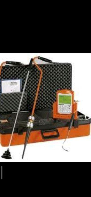 Detector de fugas de agua