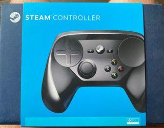 Mando de Steam