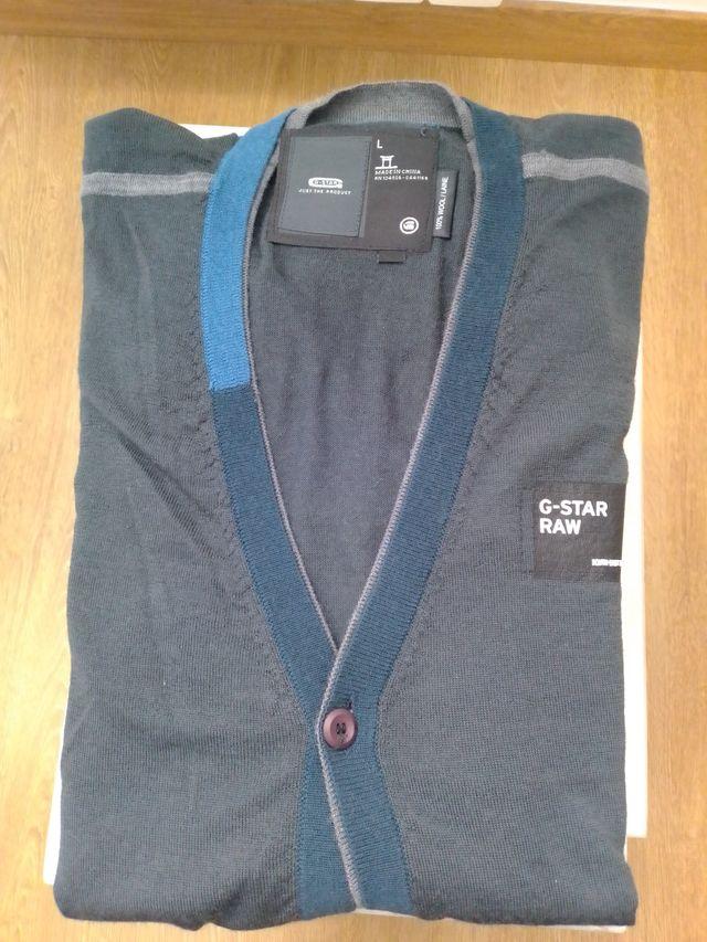 jersey y chaqueta G-Star original