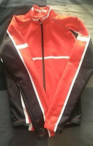chaqueta bici niño niña 8-12