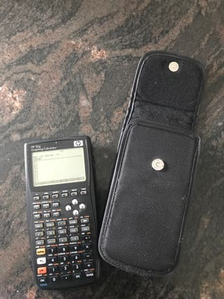 Calculadora hp programable