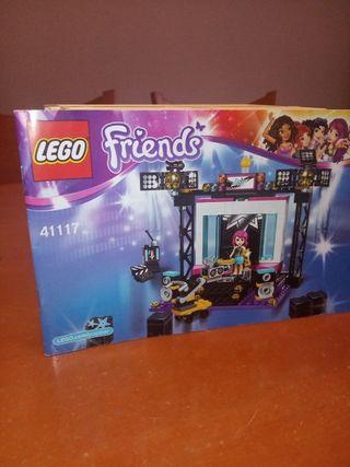 Lego pop star Estudio de television