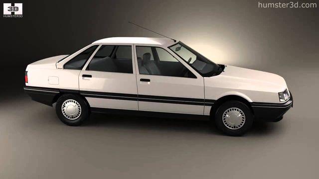 Renault 21 GTS