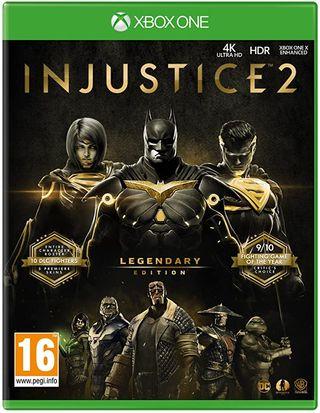 Injustice 2: Legendary Edition Xbox One
