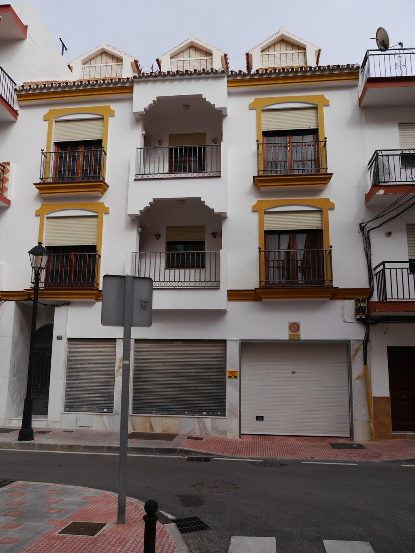 EDIFICIO DE 4 PLANTAS CENTRO DE FUENGIROLA (Fuengirola, Málaga)