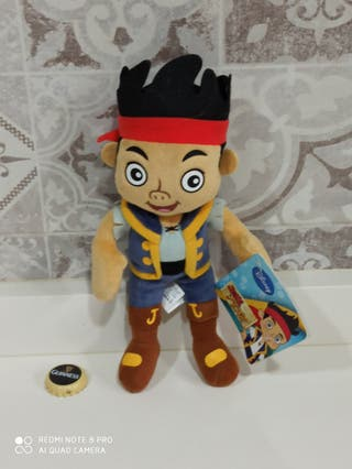 Peluche Jack el Pirata Disney Original