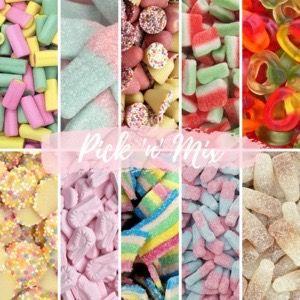 Sweet Treats pick and mix