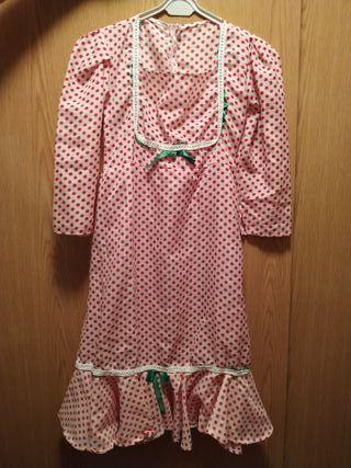 Disfraz chulapa 3-5años
