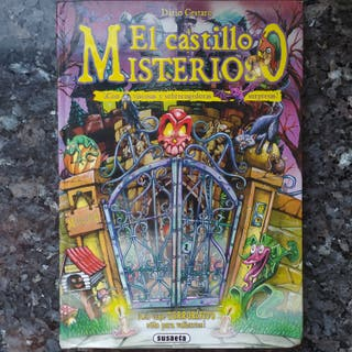 El Castillo Misterioso - Pop up