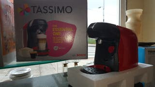 CAFETERA BOSCH TASSIMO HAPPY (modelo 1003)