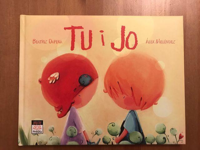 Libro cuento infantil emociones