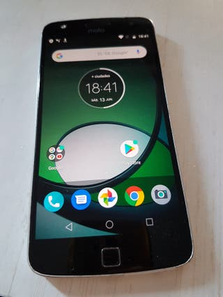 móvil Motorola Moto Z Play