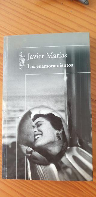 Novela: Los enamoramientos de Javier Marías