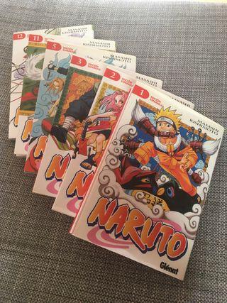 Cómics Naruto Varios