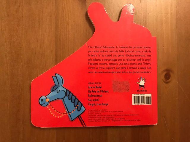 Libro cuento infantil tatanet
