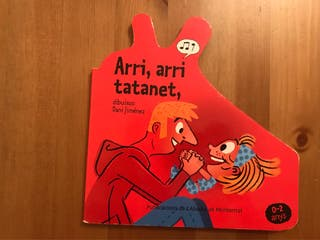 Libro cuento infantil tatanet
