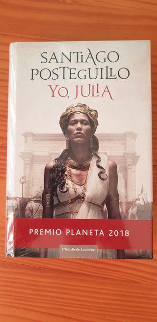 Novela Yo,Julia de Santiago Posteguillo