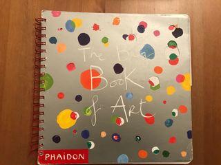 Libro cuento infantil arte