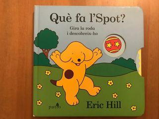 Libro cuento infantil Spot