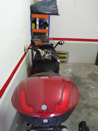 MOTO GILERA GP 800