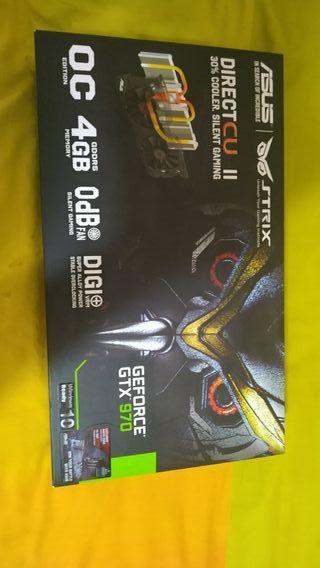 GTX 970 STRIX ASUS 4GB 0Db