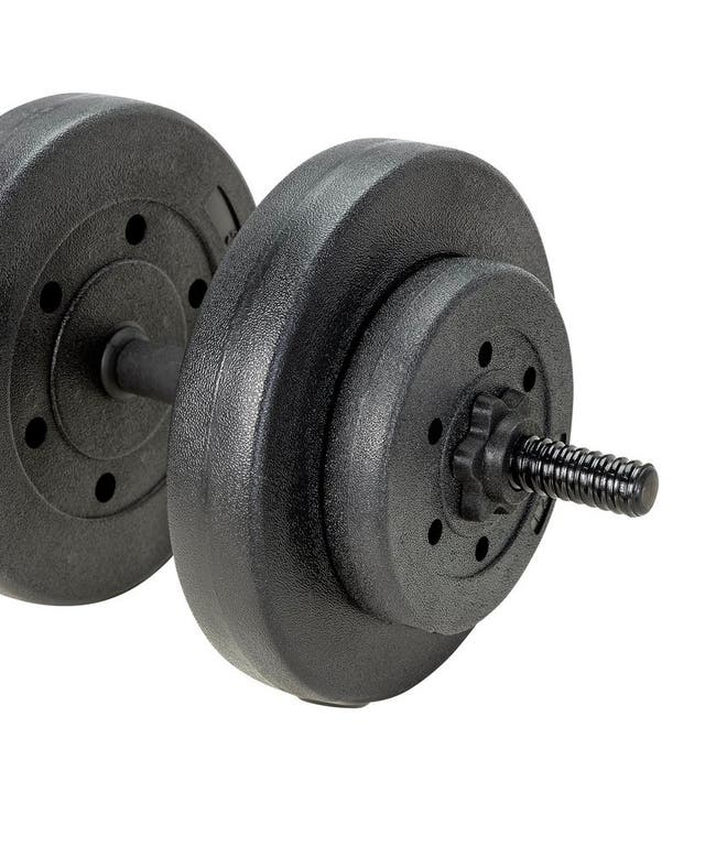 Barbell and Dumbbell Set 50KG Brand New