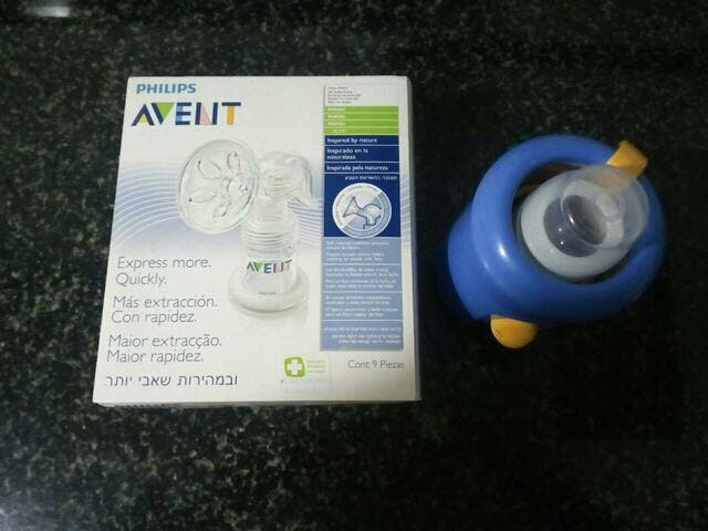 Sacaleches PHILIPS AVENT + Lote