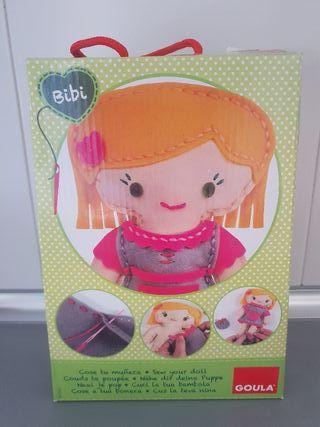 muñeca Bibi de Goula