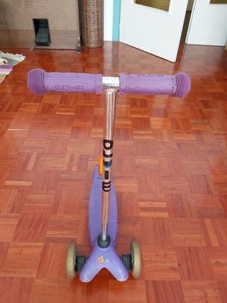 Patinete niño 3 ruedas Mini Micro